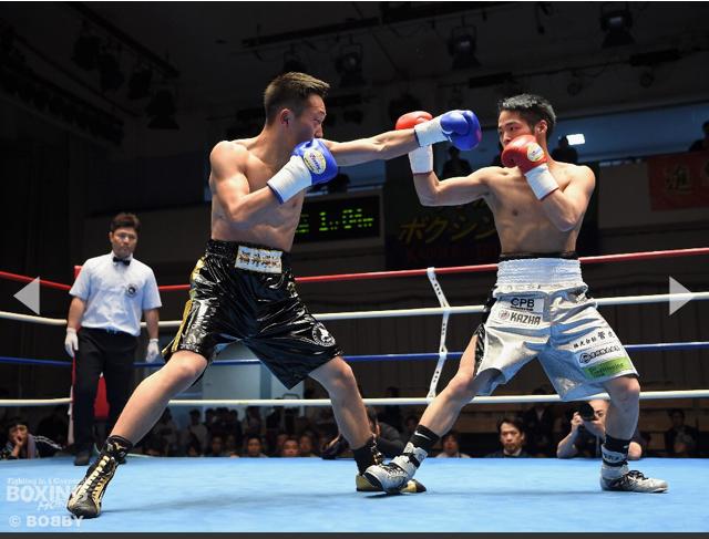 ボクシング モバイル